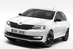 未来均将国产 两款Rapid车型亮相日内瓦