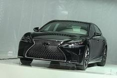 日内瓦车展探馆:雷克萨斯LS 500h