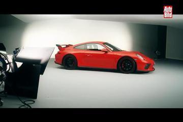保时捷新款911 GT3正式亮相