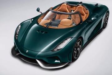 日内瓦Koenigsegg再发Regera