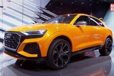 奥迪Q8 Sport概念车发布