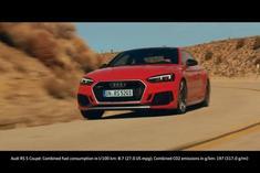 奥迪全新RS 5 Coupe发布