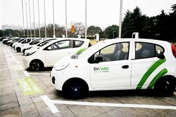 网点数量制约分时租赁:EVCARD和Car2Go拼车辆投放速度