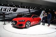 奥迪Sport将推6款全新RS车型