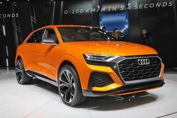设计总监:Q8设计接近量产车型