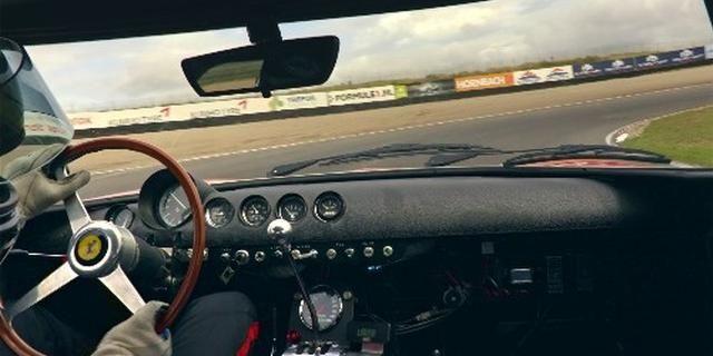 视频:#嘉年华#法拉利250 GTO赛道疾驰。