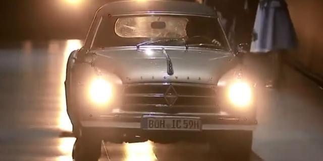 视频:传承!宝沃老爷车助阵宝沃BX5