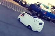 视频:活好!什么车都能漂移