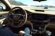 凯迪拉克提供无人驾驶技术