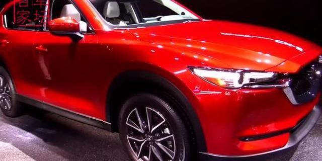 视频:全新马自达CX-5,你可喜欢?