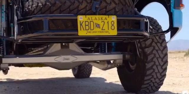 视频:福特F150野外狂躁!