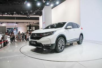 上海车展新车解析 国产全新CR-V