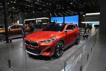 上海车展静态解析 BMW X2概念车