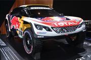 东风标致宣布携冠军车型DK