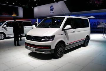 大众PanAmerican概念版上海车展发布