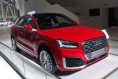 据悉,奥迪Q2车型将于今年年内正式推出,新车预计将搭载一台1.4T发动机,最大功率150马力,的百公里综合油耗仅为5.4L。