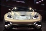 每日一车:钛合金超跑Vulcano Titanium