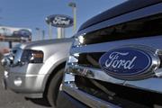 福特4月在华销量增长11%