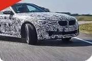 BMW全新M5官方测试照曝