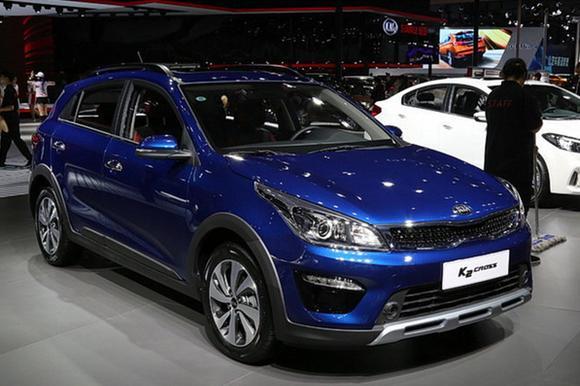 K2家族化发展 东风悦达起亚将推5款新车