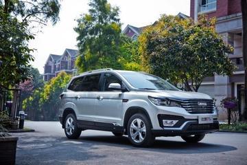 比速T5将于6月7日正式上市 定位7座SUV