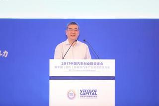 朱鹤新:力争2020年全省汽车产能400万辆