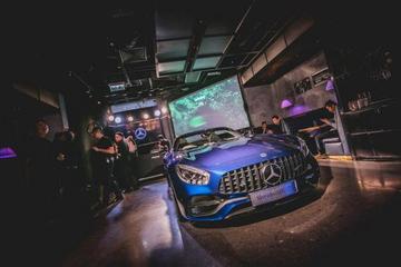 敞篷去奔跑 AMG GT C Roadster国内首发