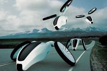 淘汰摩拜、ofo,未来炫酷的共享交通工具