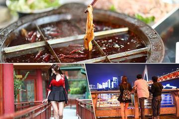 重庆车展游记:美女面前不要鸳鸯锅