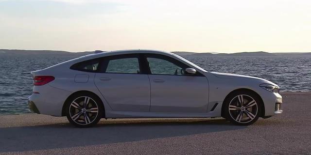 或法兰克福车展亮相 全新宝马6系Gran Turismo