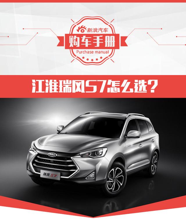 """紧凑SUV的""""搅局者""""!瑞风S7购车手册!"""