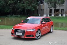 奥迪A6 Avant上市 售45.98万-49.98万元