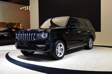 国产最高贵的SUV,别说80万,8万都不敢买