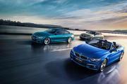 新BMW 4系家族三款新车