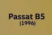 多少人的梦想!大众帕萨特B5