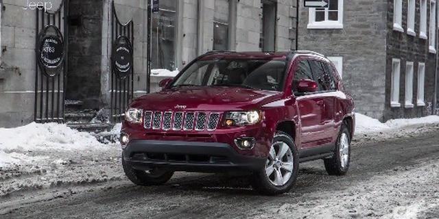 视频:到底好不好?2017款Jeep指南者点评