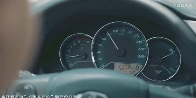 视频:动力好、油耗低真的存在?实测雷凌1.2T油耗!
