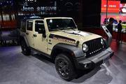 Jeep牧马人限量版或8月上市