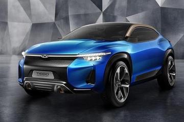 奇瑞全新SUV将9月法兰克福车展首发