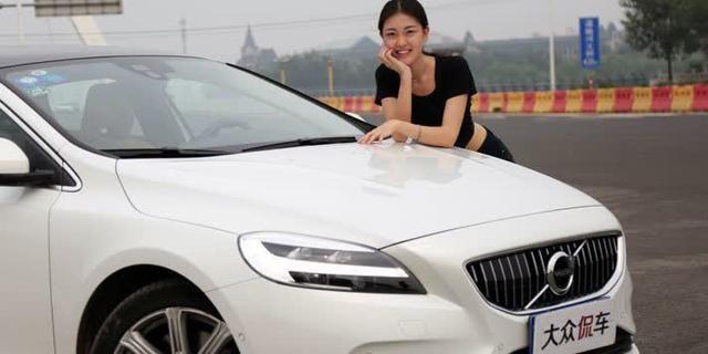 视频:闺蜜要买车 美女为什么推荐沃尔沃V40?