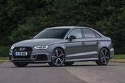 奥迪昨日在英国公布新款RS