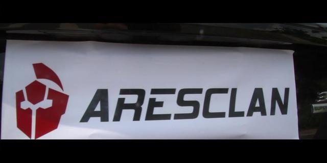 视频:好酷炫,捷豹XF3.0&ARESCLAN