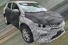 吉利全新小型SUV产品SX11谍照曝光,搭载BMA乘用车平台(B-segment Modular Architecture),该平台是吉利汽车与沃尔沃联合开发的全新全球化汽车平台