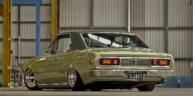 视频:依旧那么酷!1969年丰田老皇冠