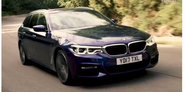 试驾2018宝马BMW 5系旅行版