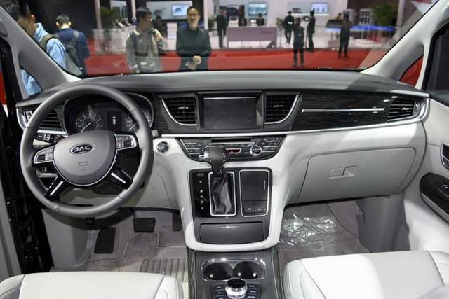 平民价的高端商务车 M6于11月18日上市