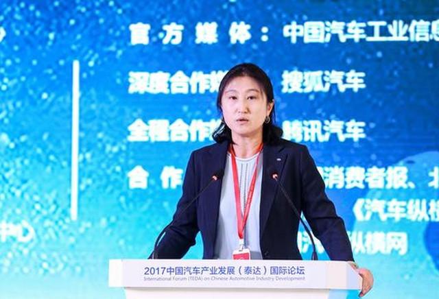 徐辉:智能网联是避免安全事故的基础条件