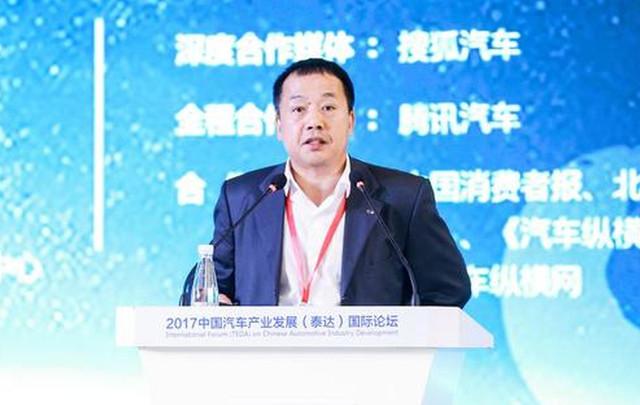 广州汽车集团股份有限公司汽车工程研究院首席技术官兼智能网联技术研发中心主任 黄少堂
