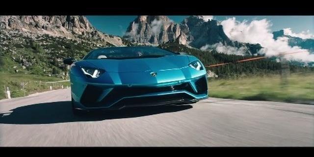 视频:兰博坚尼 Aventador S 敞篷宣传片