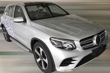 奔驰新车计划 长轴版GLC/A级三厢将亮相